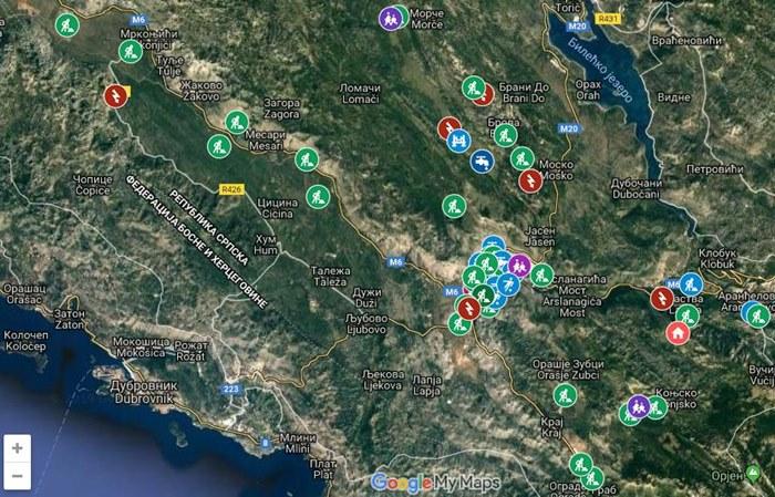 Objavljena Interaktivna Mapa Projekata Najvise Se Ulaze U Goricu