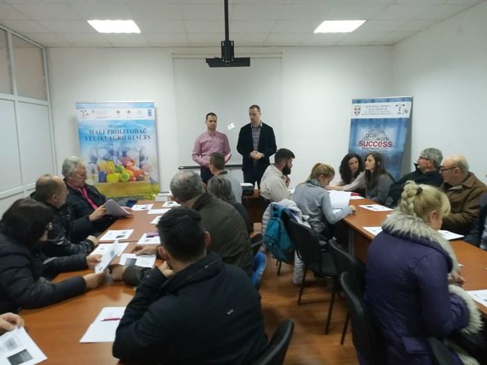 Mjesta za upoznavanje organskih poljoprivrednika