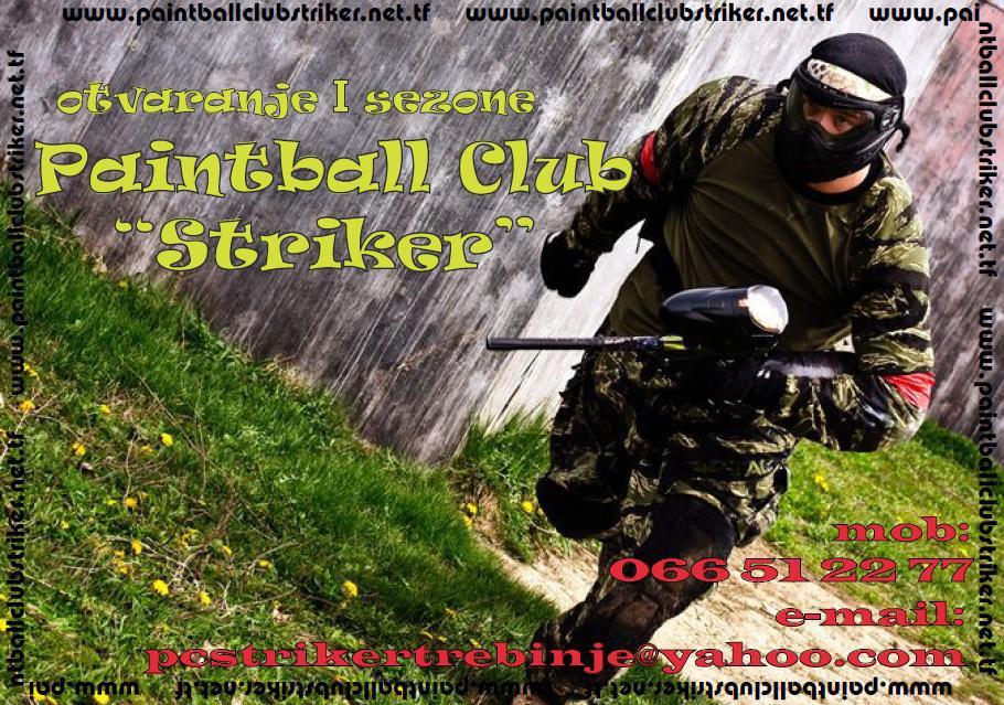 Paintball Club Striker Trebinje