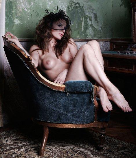Ana Maljevic gola u novom Plejboju