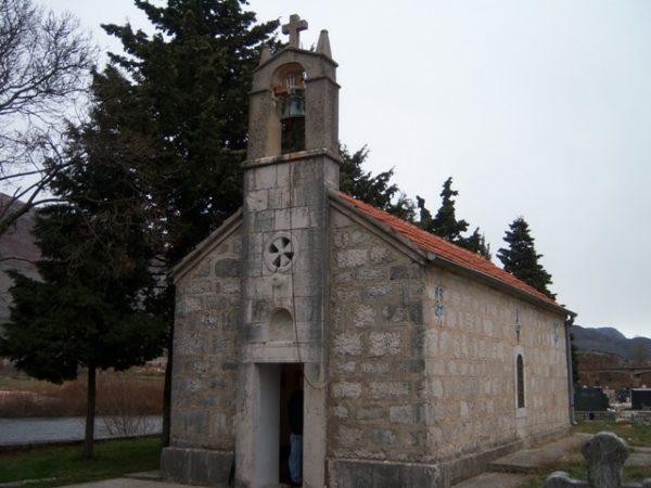 Crkva u Policama