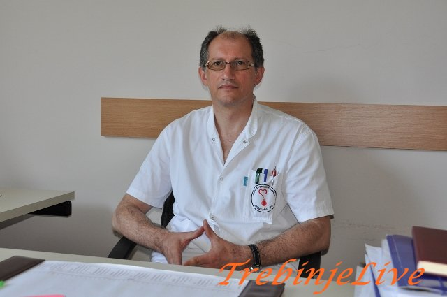 Dr Dragan Sarenac