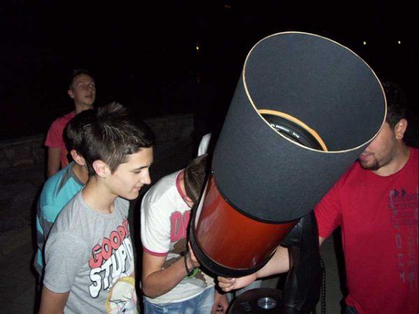 Globalni mjesec Astronomija Trebinje 2012