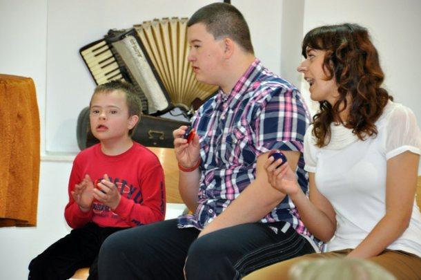 Koncert djece sa posebnim potrebama