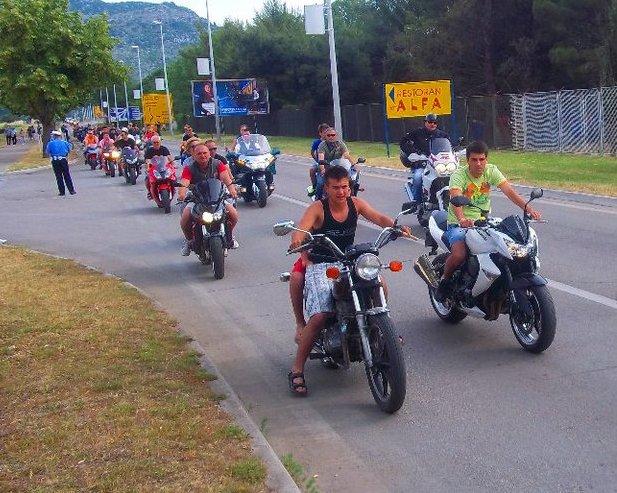 Motorijada Trebinje 2011