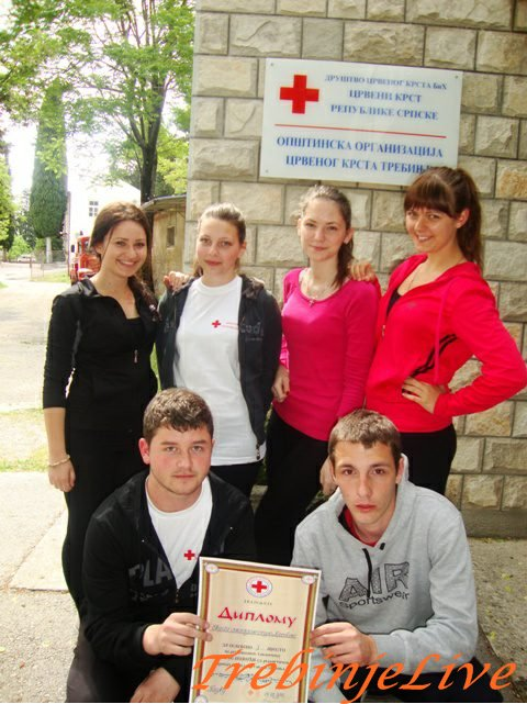 Omladina Crvenog krsta