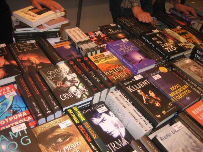 sajam knjiga