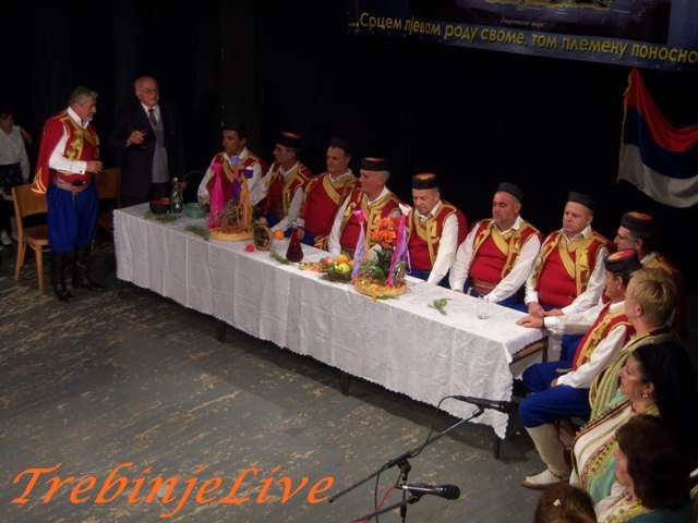 Vece Crnogorske tradicije u Trebinju