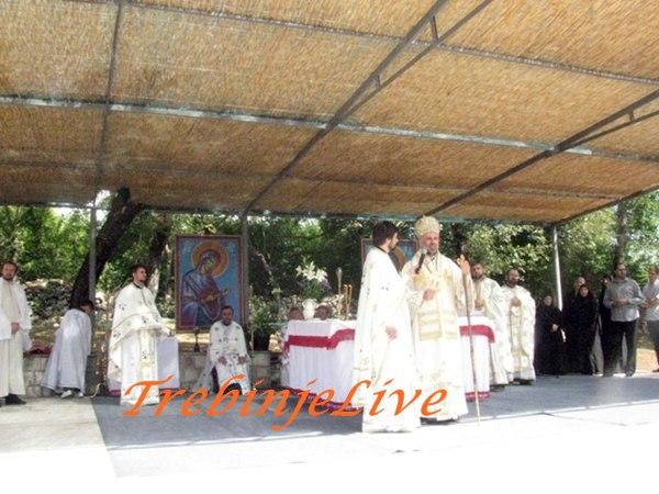 Obiljezena krsna slava VRS