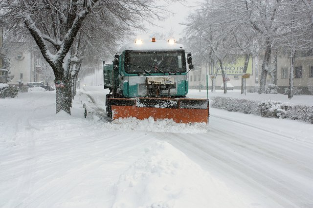 republika srpska pod snijegom