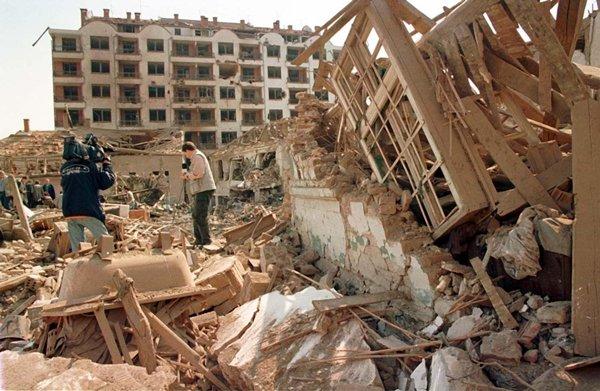 Aleksinac, NATO, Bombardovanje, Godissnjica
