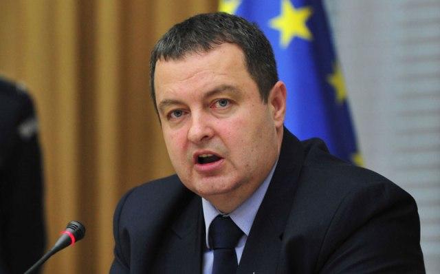dacic-srbija nije spremna na ucjene i ponizenje