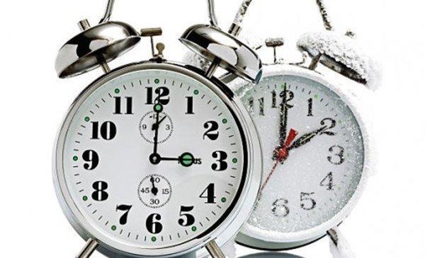 ljetno racunanje vremena