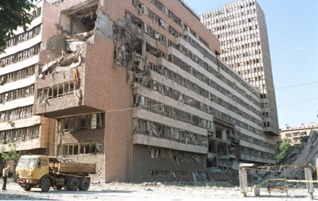 zgrada generalstaba vojske jugoslavije