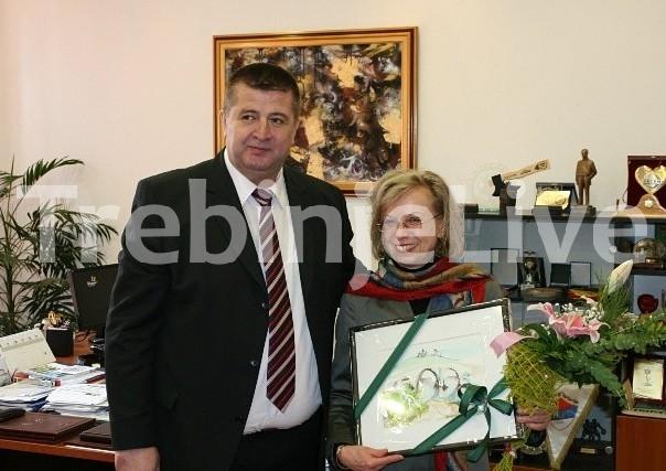 slavko vucurevic sa ambasadorom njemacke