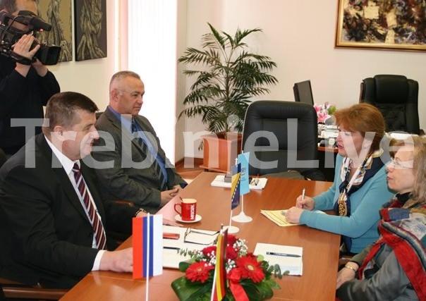 ambasadorka njemacke u posjeti trebinju