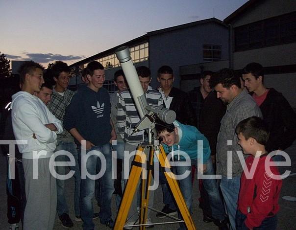 astronomi u ljubinju