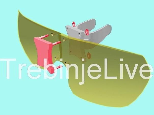 izum borka babalja iz trebinja nosac naocari