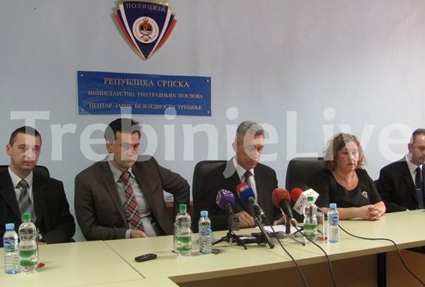 medjunarodna policijska akcija setac uhapsni bilecani, trebinjci