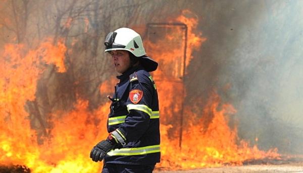 pokazna vjezba vatrogasaca trebinje
