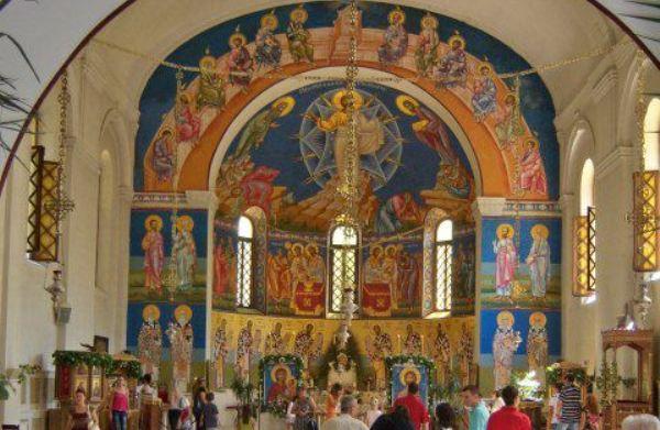 saborni hram u trebinju dobija ikonostas