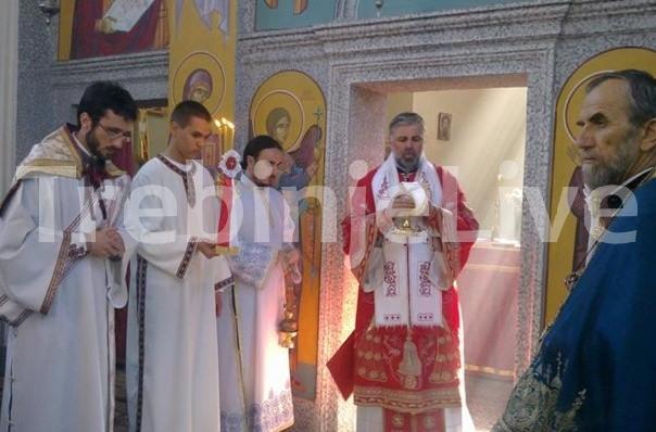 sveta liturgija u bileci
