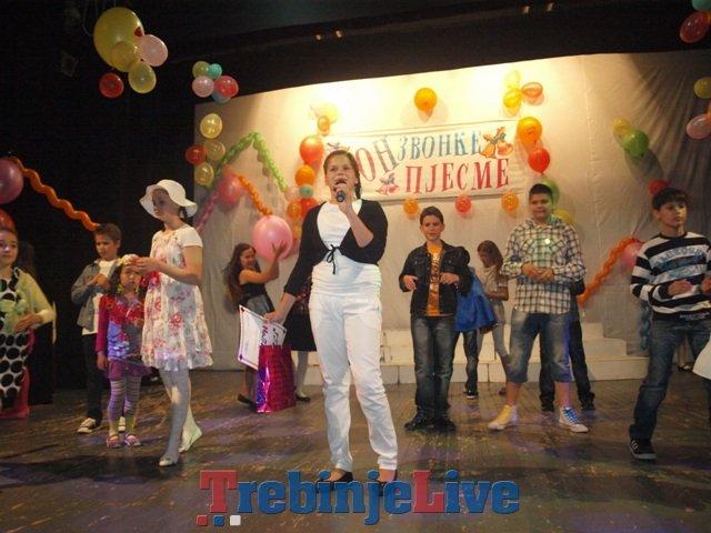 14. djeciji muzicki festival zvon zvonke pjesme trebinje 2013