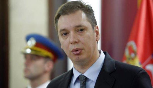 aleksandar vucic o garantu vojske srbije u regionu