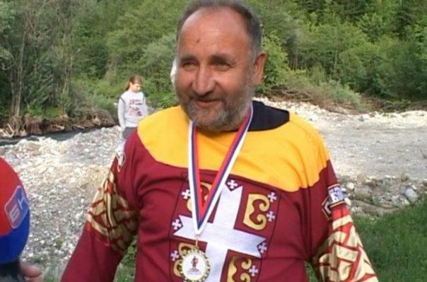 blazo grkovic postao srpski vitez