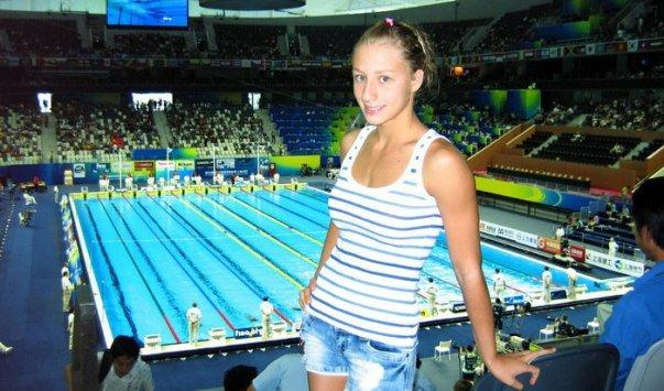 ivani ninkovic zlato na 50m prsno na mitingu banjaluka open 2013