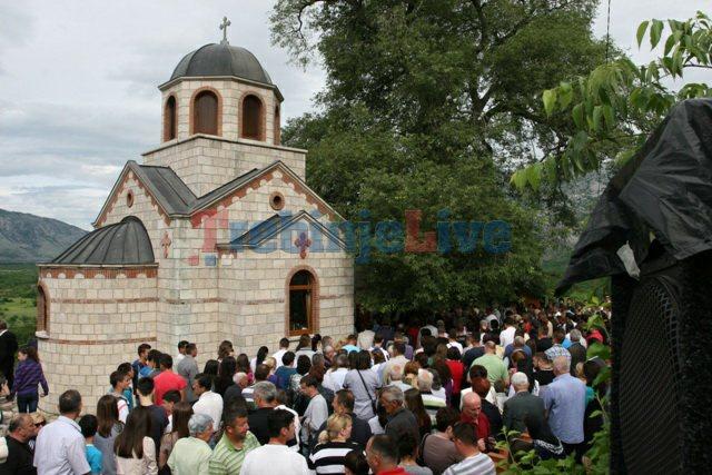 obiljen dan svetog vasilija cudotvorca u mrkonjicima kod trebinje