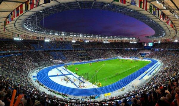olimpijski stadion u berlinu