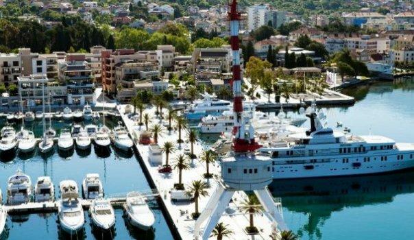 otvoren 31. medjunarodni sajam nautike u tivatskoj luci porto montenegro