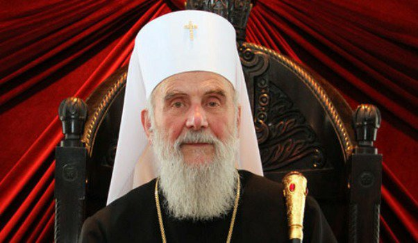 patrijarh irinej porucio da nije kaznio vladiku atanasija