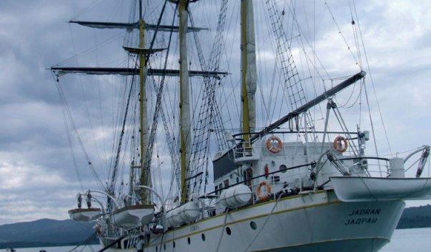 plovidba 2013 brodom jadran