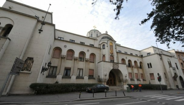 pocelo zasjedanje sinoda srpske pravoslavne crkve u beogradu