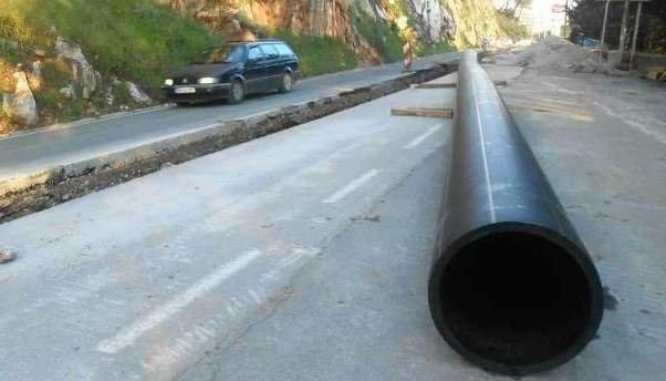 postrojenje za preciscavanje otpadnih voda u Meljinama
