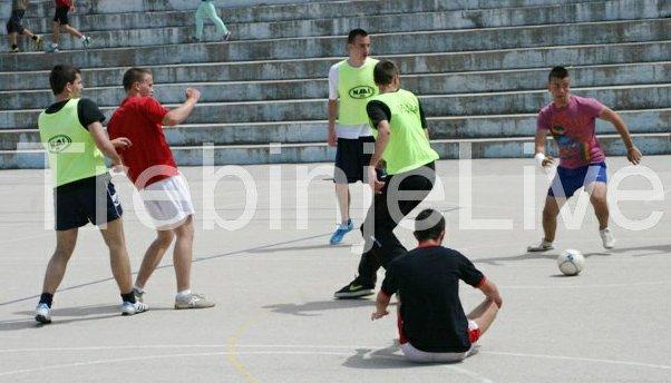 trebinjski gimnazijalci fudbalski turnir