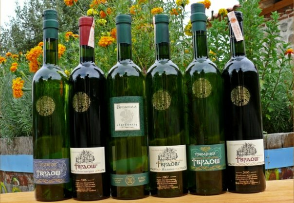vina manastira tvrdos dobila nova priznanja