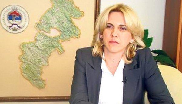 zeljka cvijanovic sutra u trebinju sa predstavnicima opstina istocne Hercegovine