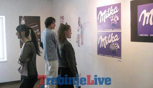izlozba studenata akademije likovnih umjetnosti trebinje