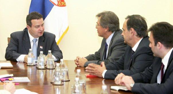 sastanak dacica sa predstavnicima Evropskog parlamenta