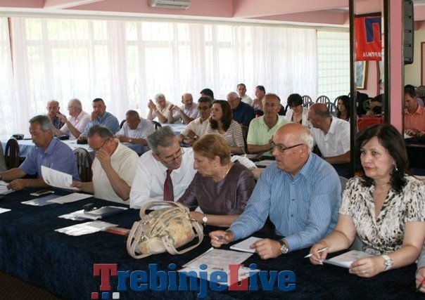 sjednica glavnog odbora socijalisticke partije