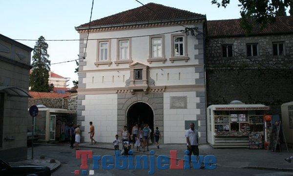 stari grad trebinje rekonstrukcija