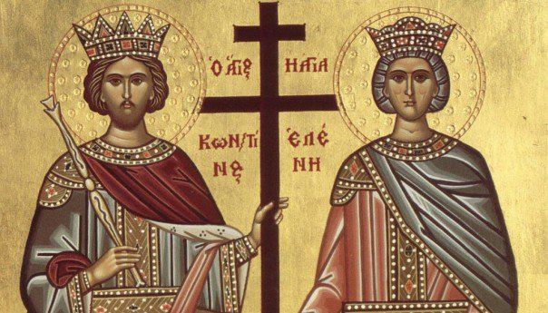 sveti car konstantin i sveta carica jelena