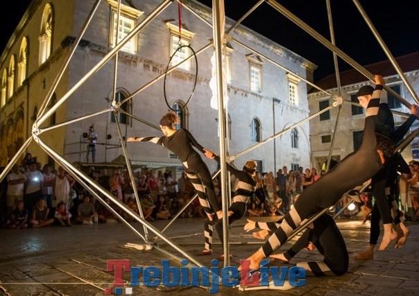 Triko cirkus teatar Kaleidoskop