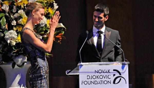 fondacija novak djokovic humanitarna vecera za djecu srbije