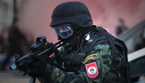 opremanje policije rs