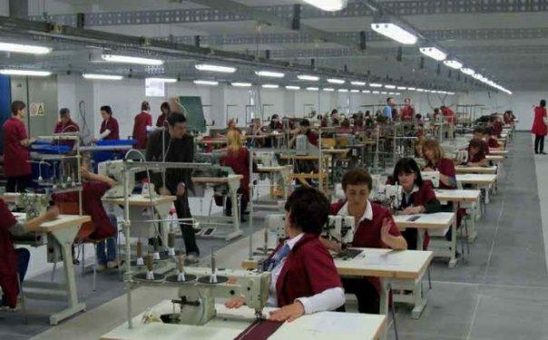 pogon bileca tekstilna industrija