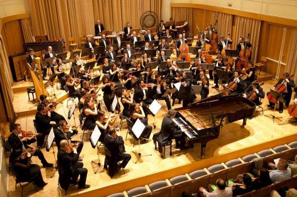 Beogradska filharmonija u trebinju